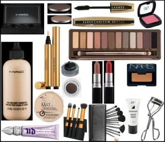 Makeup Must Haves!
