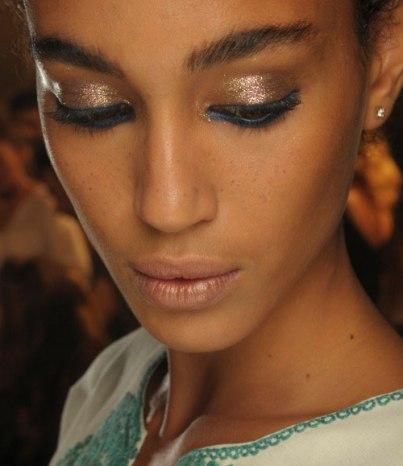 glitter makeup 2